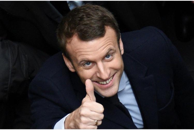 Macron in testa con oltre il 60% dei voti