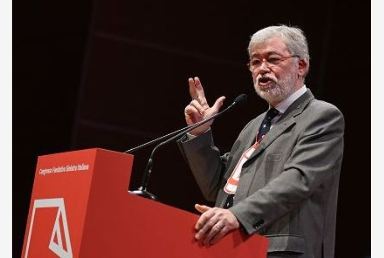 Sergio Cofferati ricoverato per problemi cardiaci