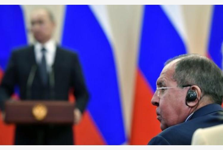 Lavrov ha incontrato Trump alla Casa Bianca