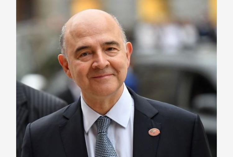G7 Bari, Moscovici: