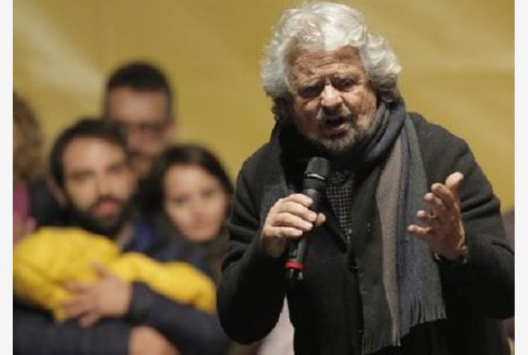 La soluzione per i rifiuti a Roma secondo Grillo