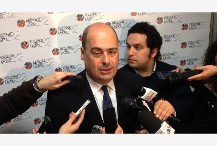 Rifiuti: Zingaretti, rischio rivolta