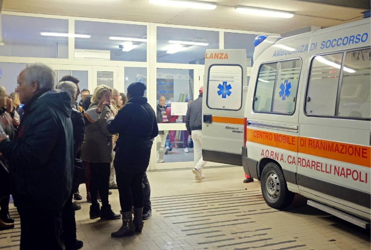 Salerno, muore dopo essersi dato fuoco: il gesto dopo lite in famiglia