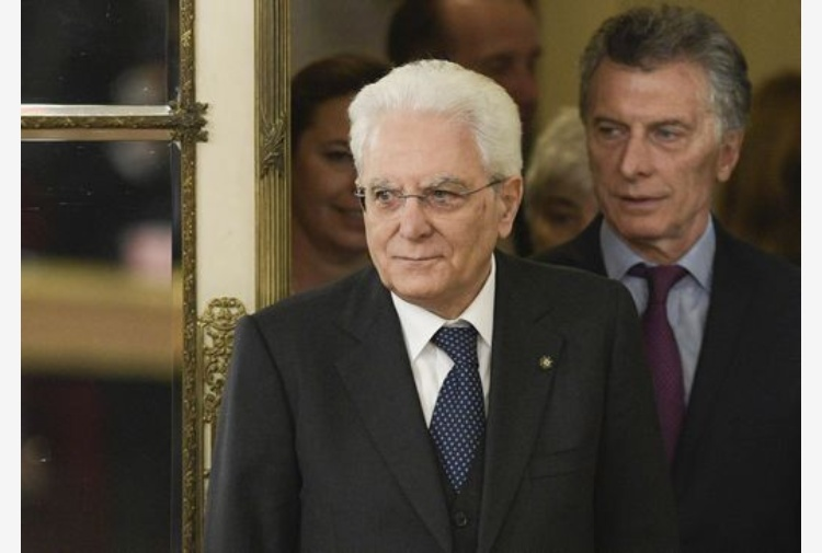 Il capo dello Stato, Sergio Mattarella, a Foligno per Nemetria