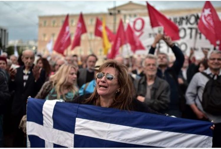 Crisi Grecia: Eurogruppo non raggiunge accordo su taglio debito