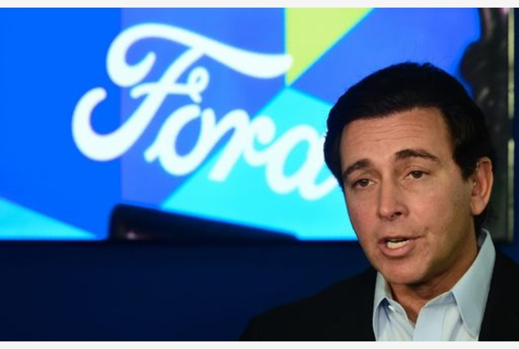Ford cambia il top manager, Hackett subentrerà a Field come Ad