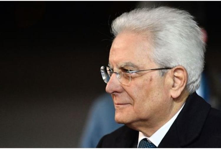 Mafia: Mattarella, dopo strage scoramento ma paura non ha vinto