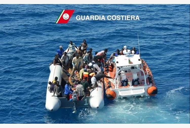 Naufragio nel Canale di Sicilia: 31 migranti morti