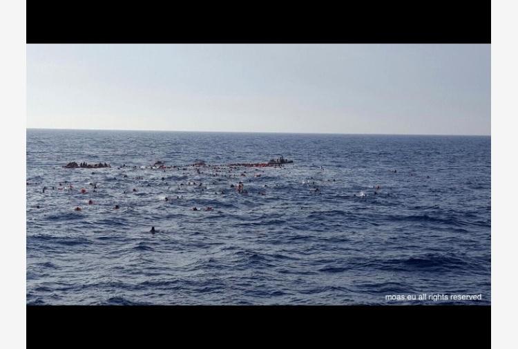 Migranti: Oim, 156 dispersi nel week-end