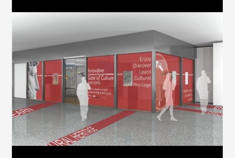G7: 'Cultural gate' ad aeroporto Catania