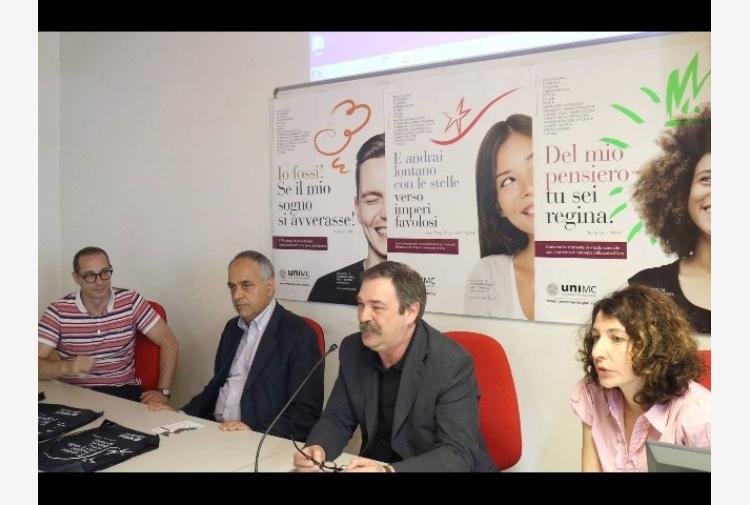Campagna lirica per Università Macerata
