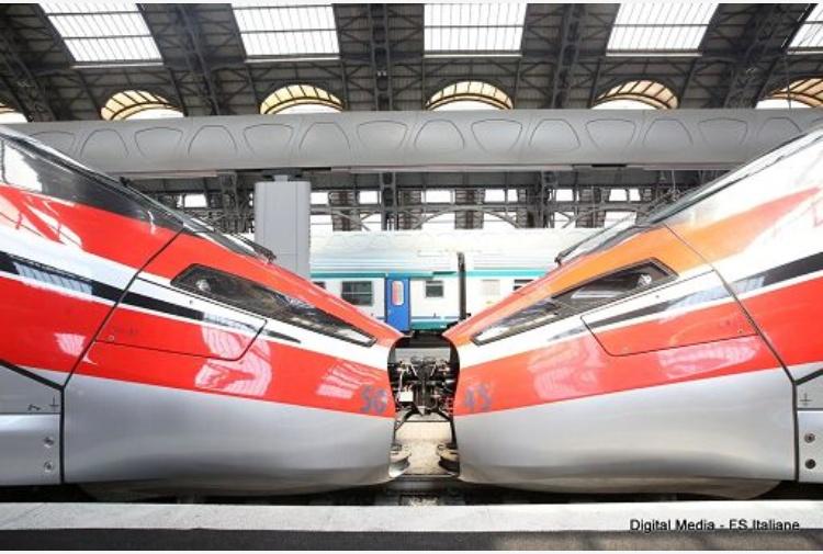 Fs: da 11/6 nuovo orario estivo, Trenitalia aumenta offerta e servizi