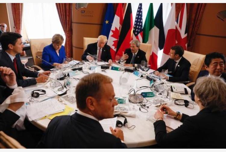 Il G7 di Taormina