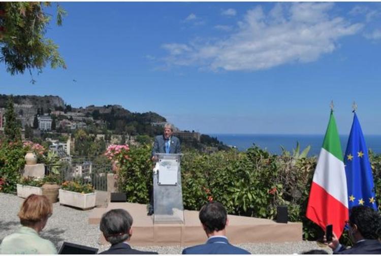 G7: si apre il vertice a Taormina, confronto in salita tra leader