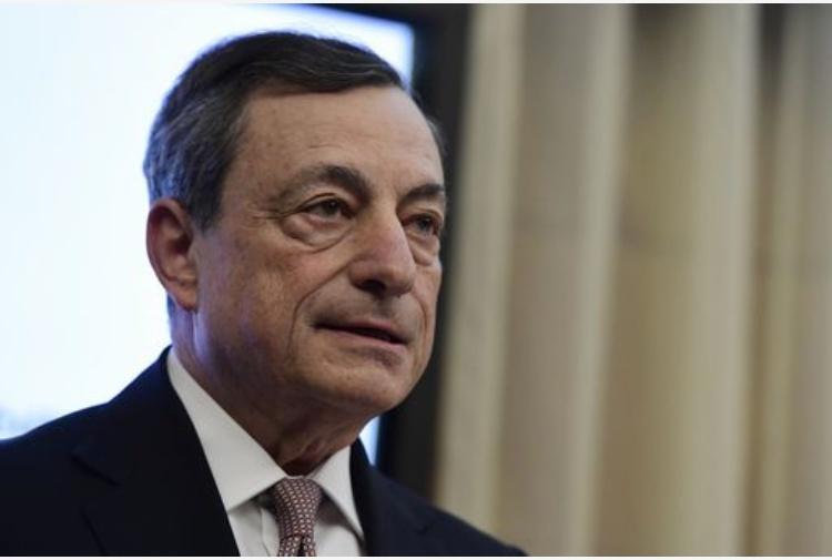 Draghi, quantitative easing serve ancora