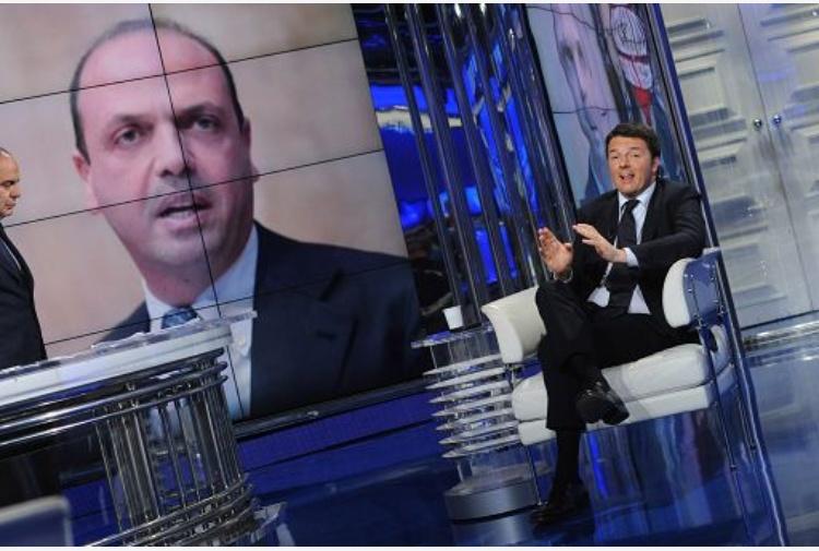 L.elettorale: Renzi, governi Pd sempre sostenuti da destra
