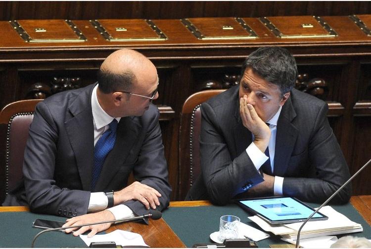 Alfano accusa Renzi: