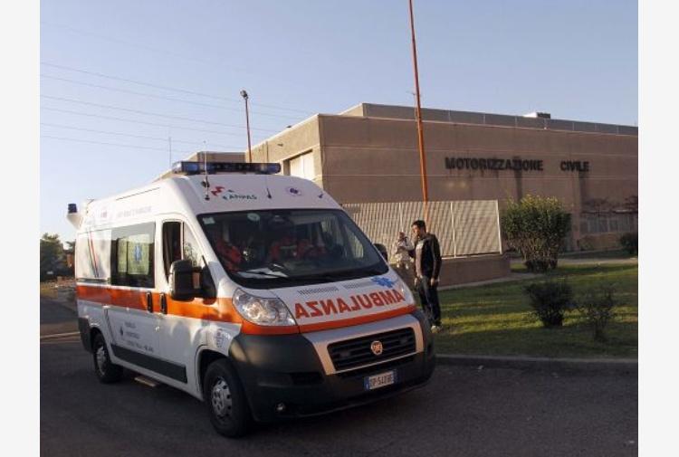 Investe 5 persone a Roma, arrestata l'autista: positiva a test droga