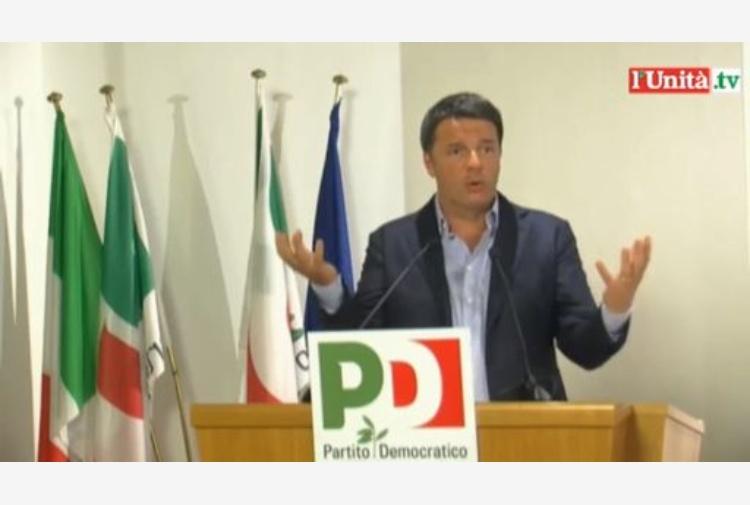 Renzi chi fa morale contro tedesco non voleva Italicum