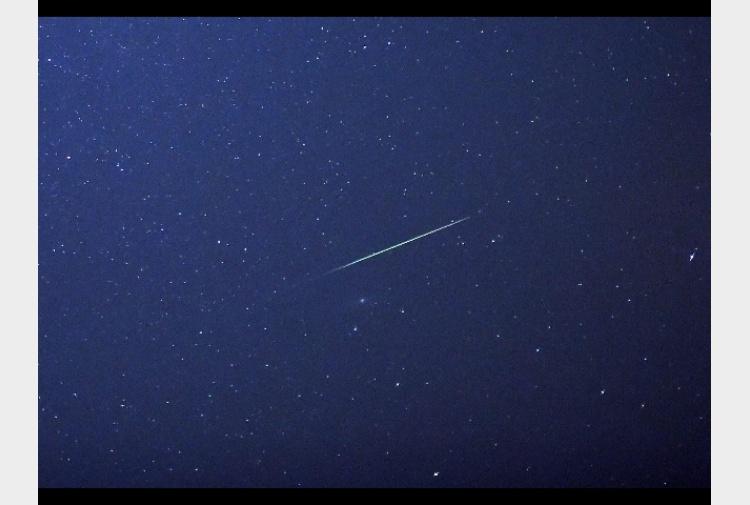 Meteorite avvistato in trentino a adige tiscali notizie for Meteorite milano