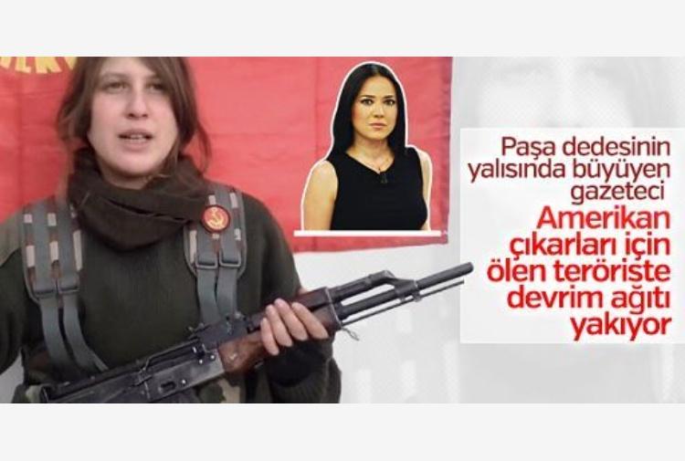 Uccisa Ayse, militante filo curda raccontata da Zerocalcare