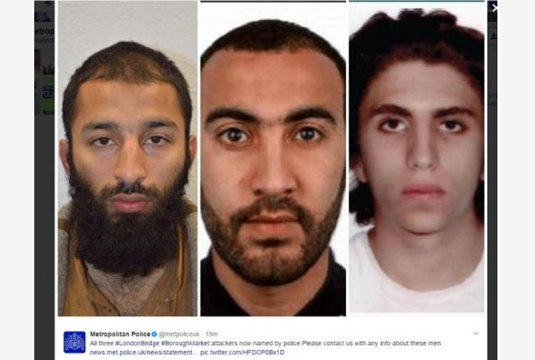 Gb, polizia conferma: il terzo attentatore è Youssef Zaghba