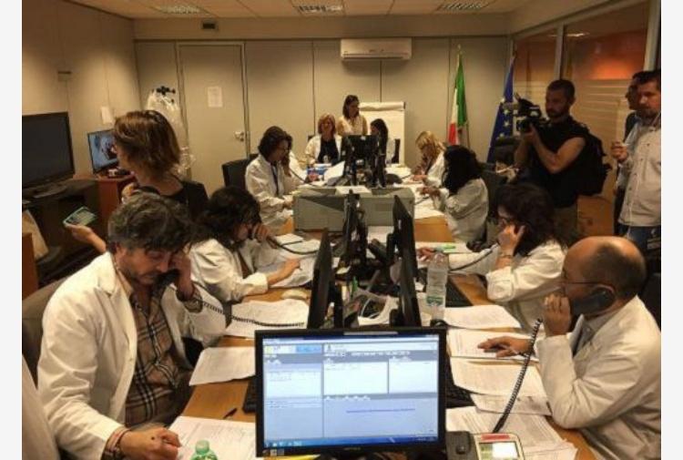 Vaccini, centinaia di telefonate in poche ore a esperti Ministero