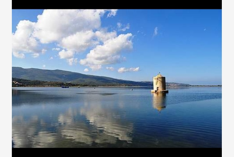 Siccità, criticità in Laguna Orbetello