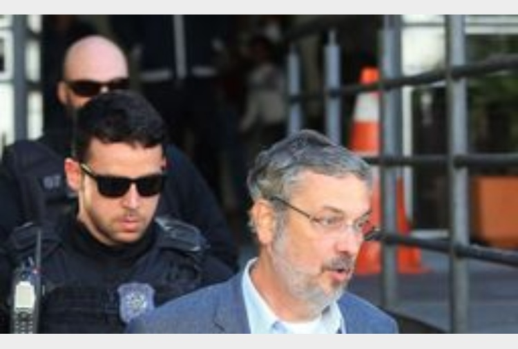 Brasile 12 Anni A Ex Ministro Lula Tiscali Notizie