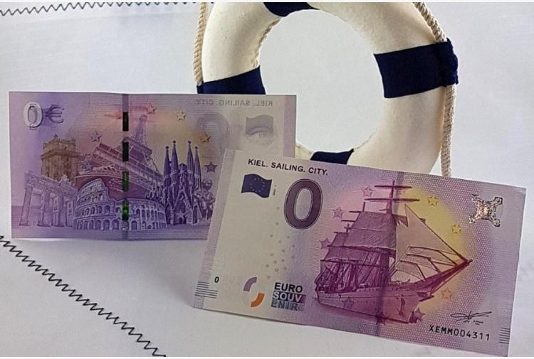 Dalla Germania arrivano le utilissime banconote da 0 €