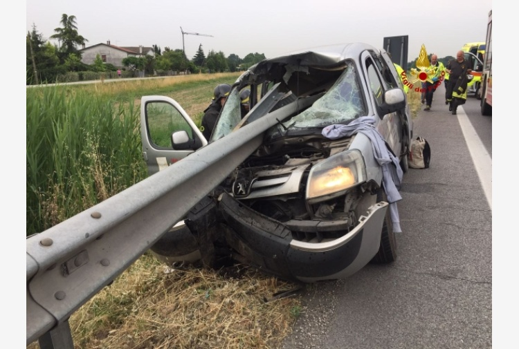 Incidenti E-R, 306 morti (-6%) nel 2016
