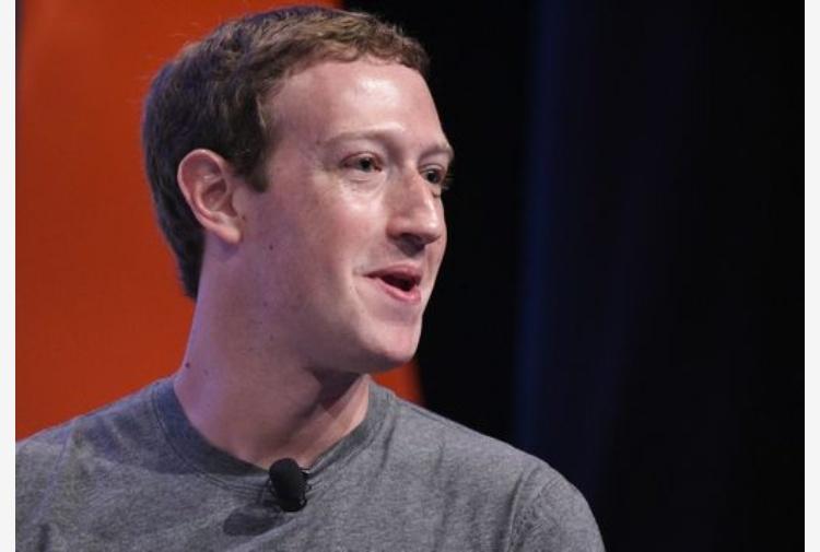 Mark Zuckerberg papà, ecco la foto della secondogenita