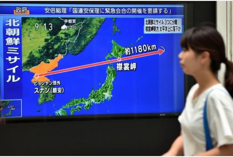 Corea Nord, caccia Usa al confine. Seoul: Kim pronto a nuovo test