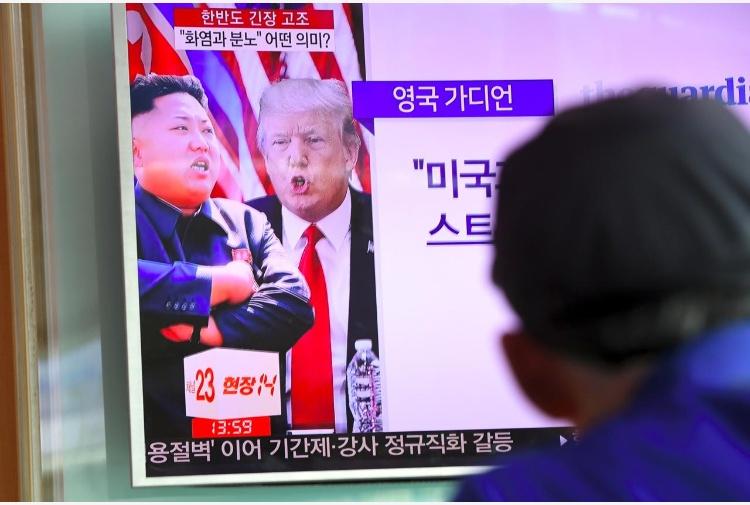 Corea del Nord: bombardieri Usa simulano bombardamento strategico