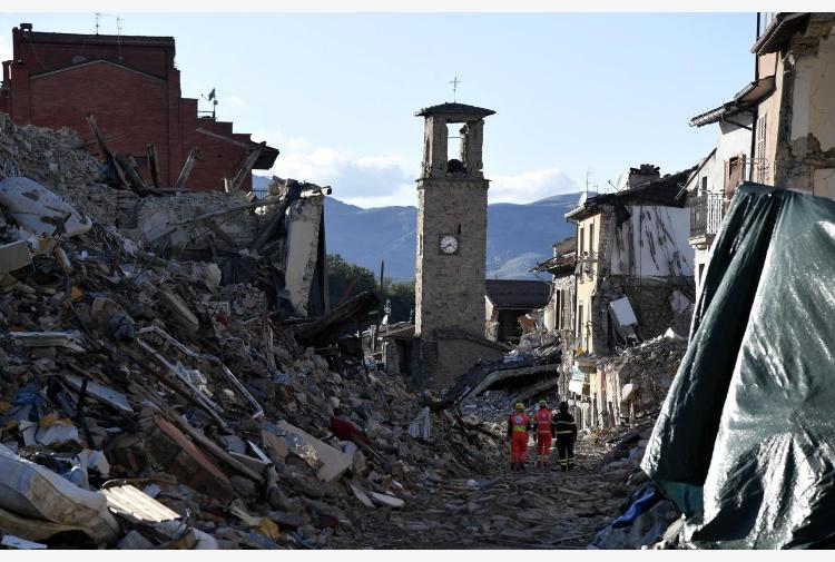 Terremoto, 33 mln di fondi mai arrivati: indaga pm Rieti