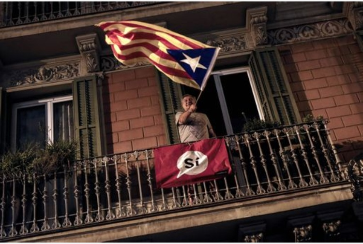 Catalogna, si vota tra paura e violenze: