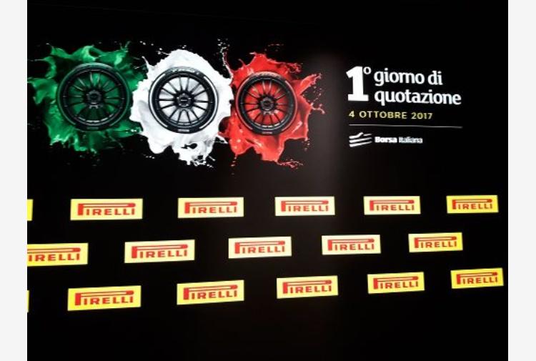 Pirelli ritorna in Borsa, la più grande Ipo dell'anno in Europa