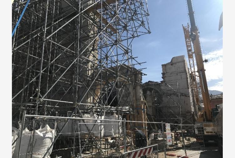 """""""Qualcosa di nuovo per Basilica Norcia"""""""
