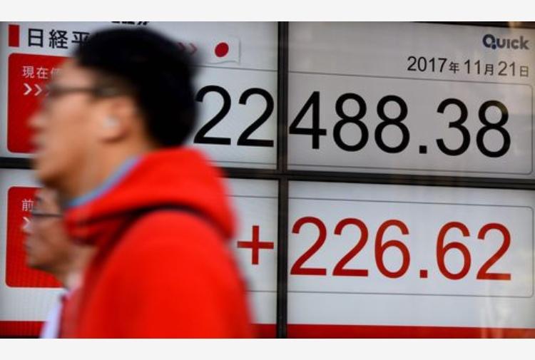 6bf89508db Borsa, Tokyo in rialzo, Mitsubishi Materials crolla. Nikkei +0,12 ...