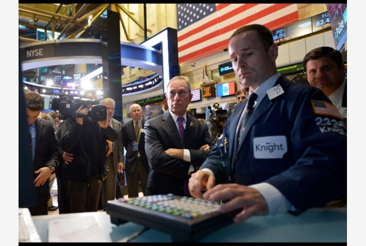 Wall Street apre incerta, DJ +0,02%