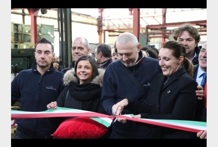Nasce coop 39 fonderia dante 39 tiscali notizie for Radiatori in ghisa ferroli