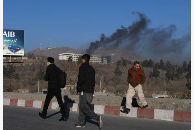 L'Isis rivendica l'attacco alla Marshal Fahim National Defense University di Kabul