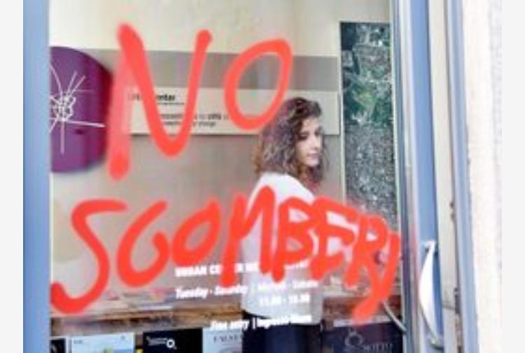 Anarchici in corteo a milano denunciati tiscali notizie - Commissariato porta ticinese ...