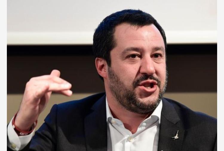 Raid razzista a Macerata, Salvini: