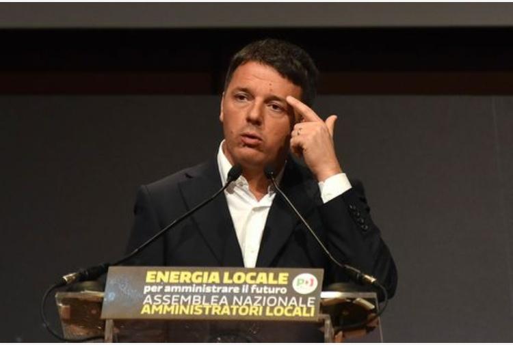 Macerata, Renzi: