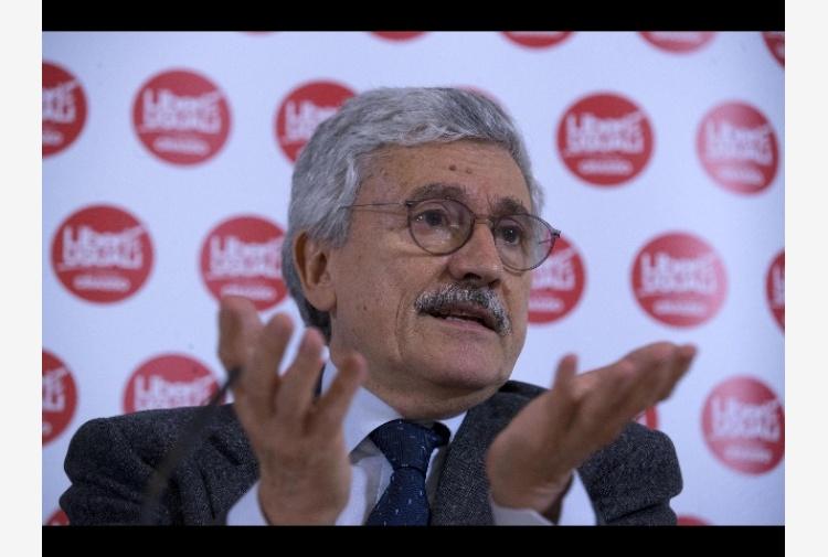 D'Alema, su Gentiloni Prodi sbaglia