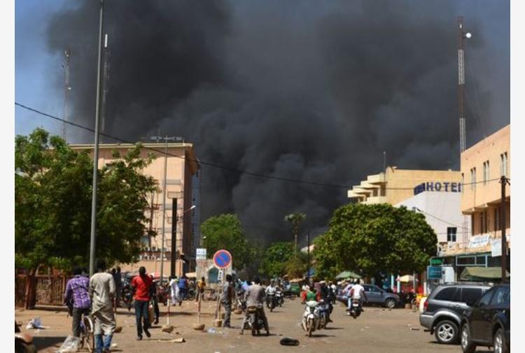Burkina Faso, situazione sotto controllo a siti francesi Ouagadougou