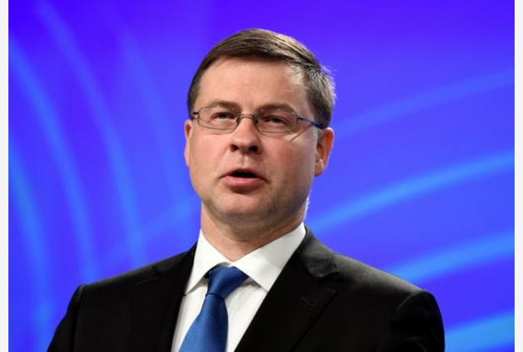 Dombrovskis all'Italia: