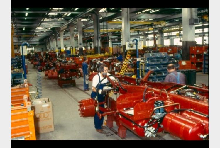 Lavoro confindustria udine cresce occupazione 0 8 in for Lavoro a udine