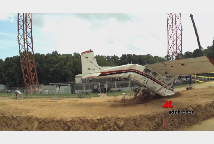 Crash test nasa tiscali notizie for Le navicelle spaziali